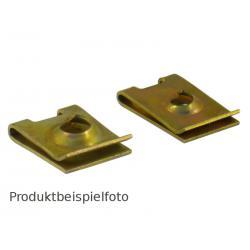 Schnappmutter-Karosseriemutter-Blechmutter 5,6 mm