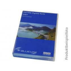 Kartenupdate Opel CD 60 Navi Alpen-2011/2012