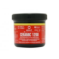 Kent Ceramic 1200 - Hochtemperaturfett auf Keramikbasis 200ml