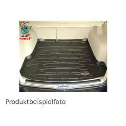 rensi-LINER Schalenmatte Ford Focus III 5-Türer, Fließheck mit Notrad/ Pannenset