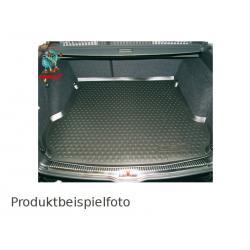 TOPFIT-Schalenmatte Seat Altea Kofferraummatte unter Zwischenboden, nicht Reserverad